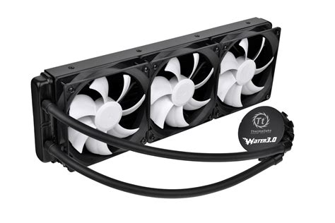 Thermaltake Water 3 0 thermaltake water 3 0 ultimate cpu cooler announced