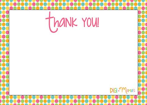 Thank You Letter Border notes printable images gallery category page 1 varitty