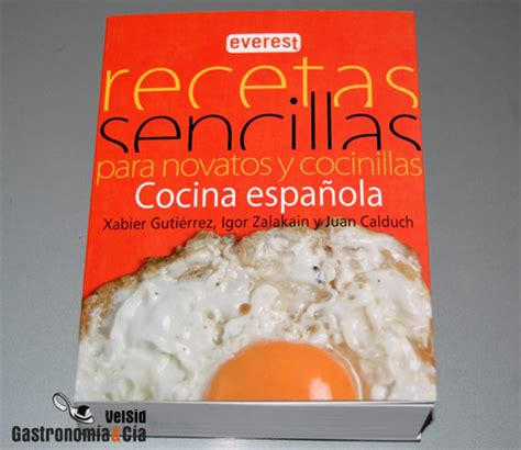 libros de cocina para principiantes recetas sencillas para novatos y cocinillas cocina