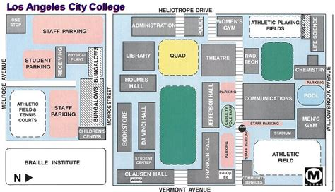 city college map image lacc map jpg community wiki fandom powered by