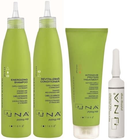una hair products from italy fortifying treatment kit