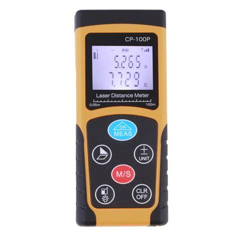 100m Laser Distance Meter Pengukur Jarak Laser Meteran jual digital laser distance meter alat pengukur jarak 100
