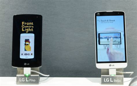 Lg L Bell lg begins global rollout of new premium smartly priced l
