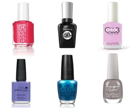 the best long lasting drugstore nail polish ive tried best long lasting nail polishes hands nails body the