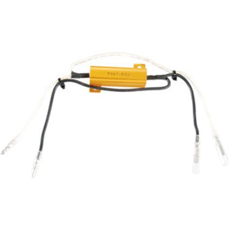 7 5 ohm resistor buy resistor with cables louis moto