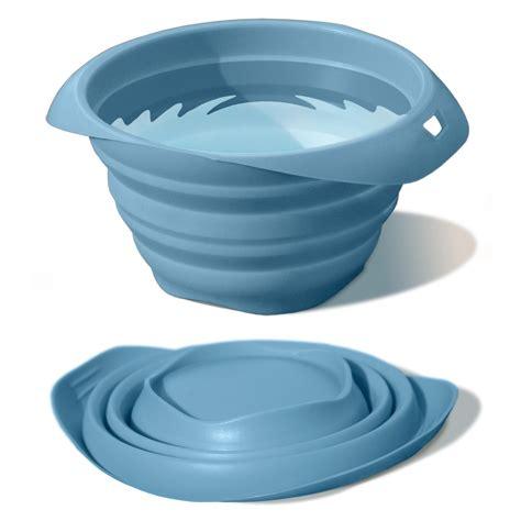 travel bowls kurgo collaps a bowl portable pet travel bowl the green