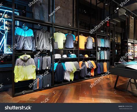 running shoe store nyc new york usa january 22 2015 nike running concept store