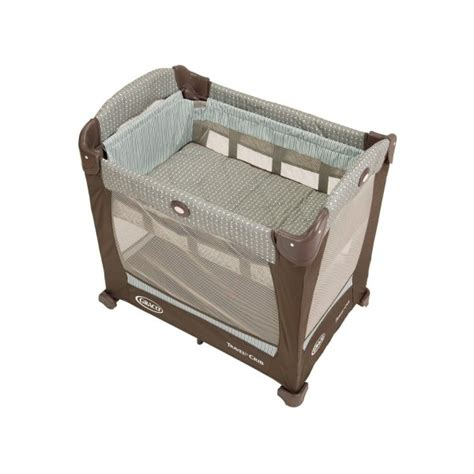 Portable Cribs For Travel by Graco Baby Travel Lite Portable Crib Notting Hill Ebay