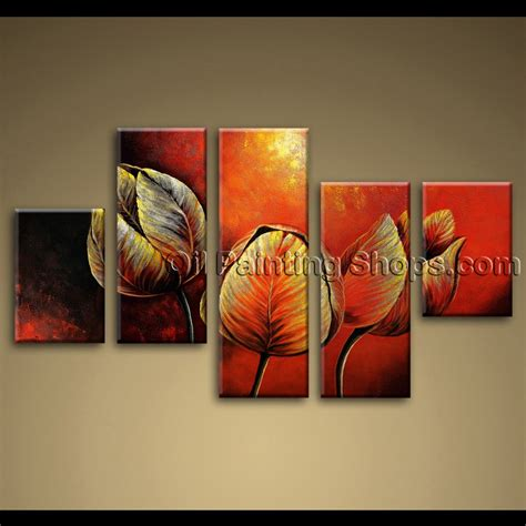 Large Contemporary Wall Paintings