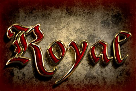dafont xenippa ralphsportfolio a royal text effect