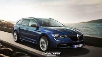 Renault Estate 2016 Renault Talisman Estate Earns The R S Treatment It