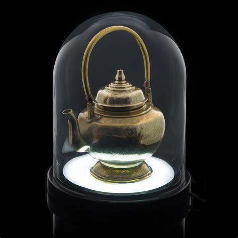 Backyard Design Software bell jar light the green head