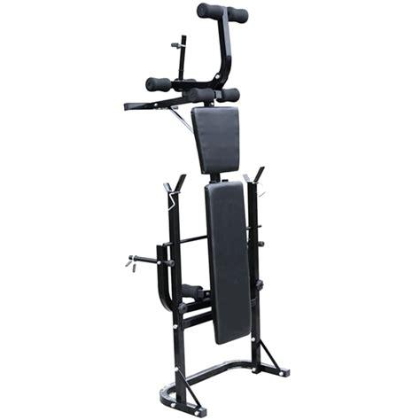 banc fitness la boutique en ligne banc de musculation complet vidaxl fr