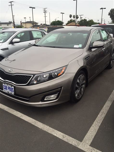 Car Pros Kia Of Carson This Is My Car Right Before I Bought It Now I M Driving It