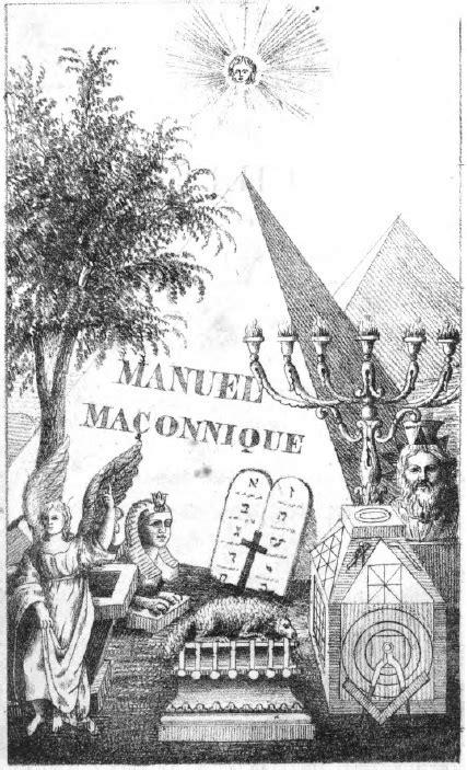 Claude André Vuillaume - Manuel maçonnique - The Savoisien