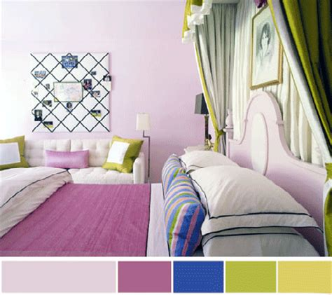 Bedroom Decorating Ideas Green And Purple Wood Furniture Purple Bedroom Color Schemes