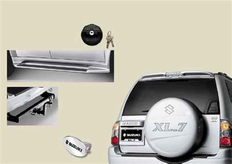 Suzuki Xl7 Spare Tire Cover Hitch Wiring Harness Get Free Image About