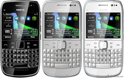 Hp Nokia Asha E6 by Nokia E6 Pictures Official Photos