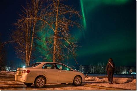 can you see the northern lights in fairbanks alaska chasing the northern lights in fairbanks alaska a truly