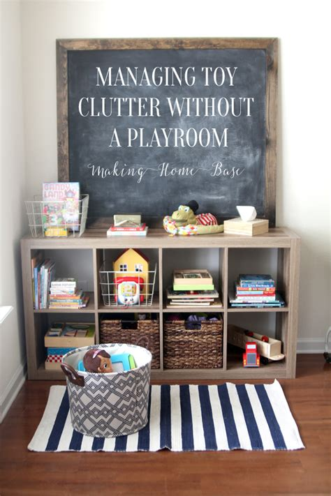 5 days to a clutter free house easy ways to clear up your space books how to manage organization when you don t a playroom
