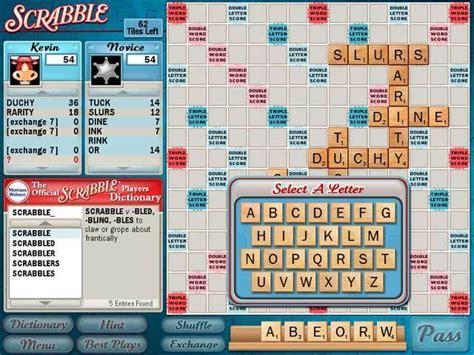 scrabble for mac free scrabble classic macgamestore