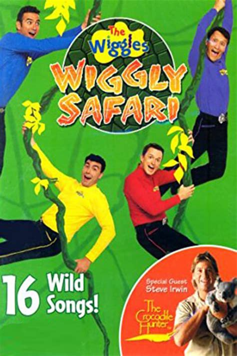 wiggles wiggly safari