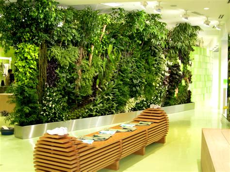 green  diy vertical gardens homesthetics
