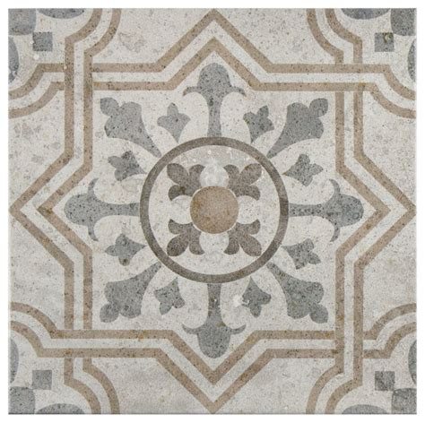 somertile asturias decor jet ceramic floor and wall tile