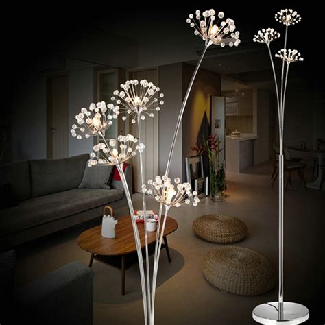 floor standing lamps for living room