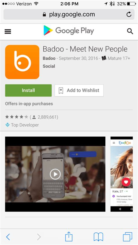 Badoo Search By Email Find Badoo In The Play Market