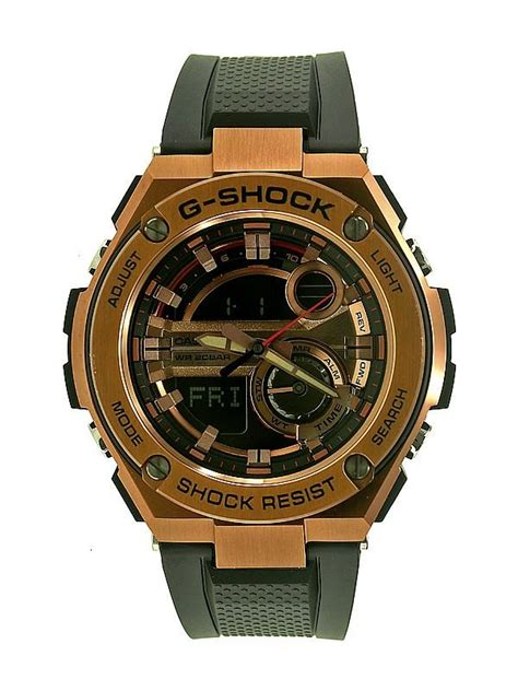 Sale Casio Gshock Original Gst 210b 4adr Hls160 casio g shock g steel gst 210b end 3 25 2019 1 15 pm