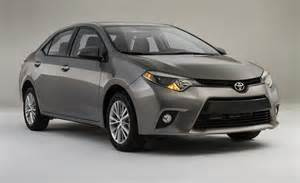 2014 Toyota Le 2014 Toyota Corolla Le Eco Photo
