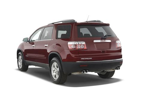 2007 gmc reviews 2007 gmc acadia reviews and rating motor trend
