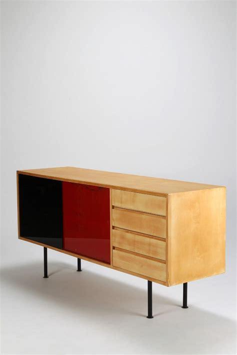 thut mobel furniture kurt thut birch beech and glass sideboard for thut mobel
