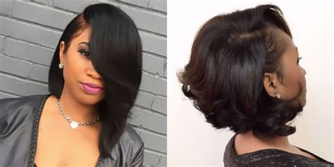 Bob Hairstyles For Black by Bob Haircuts For Black 2018 2019 Bob