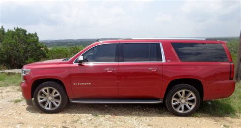 chevrolet suburban red review 2015 chevrolet suburban ltz chevroletforum