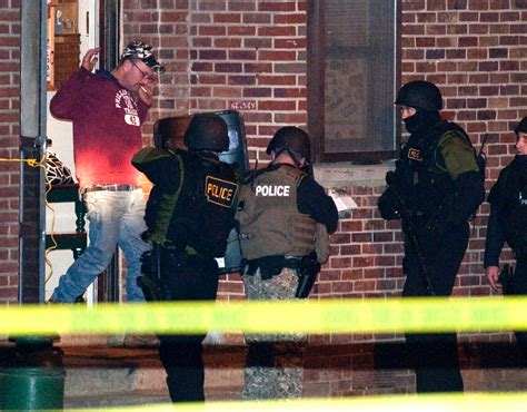 phillipsburg housing authority phillipsburg man unlikely to face charges after barricade situation draws heavy police