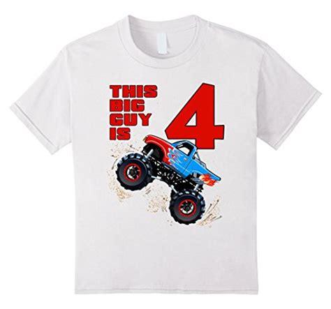 T Shirt Europe Truck Abu Abu unisex child 4th birthday truck gift t shirt