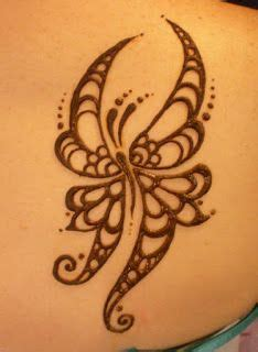 butterfly henna tattoo tumblr 1000 images about on butterfly tattoos
