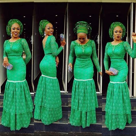latest aso ebi styles 2015 top 10 latest aso ebi styles beautiful rock green aso