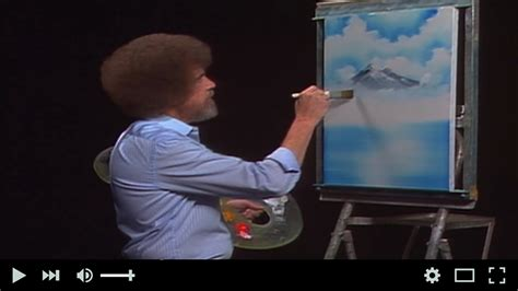 bob ross painting asmr asmr why whispering gives some the quot tingles quot