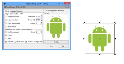 tutorial inkscape openscad convert any 2d image to a 3d object using openscad and