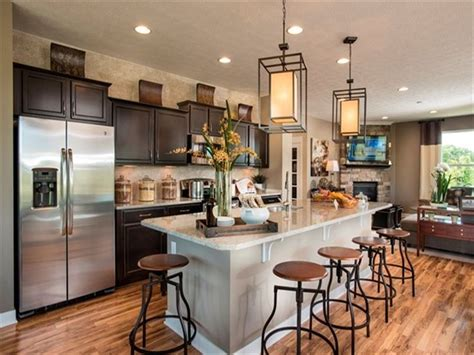 kitchen living room combo awesome kitchen living room combo pinterest