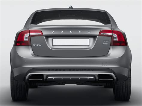 Volvo S60 All Wheel Drive 2016 Volvo S60 Cross Country Price Photos Reviews