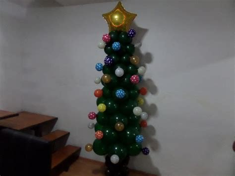arbol navide 209 o con globos chasty 2013 youtube