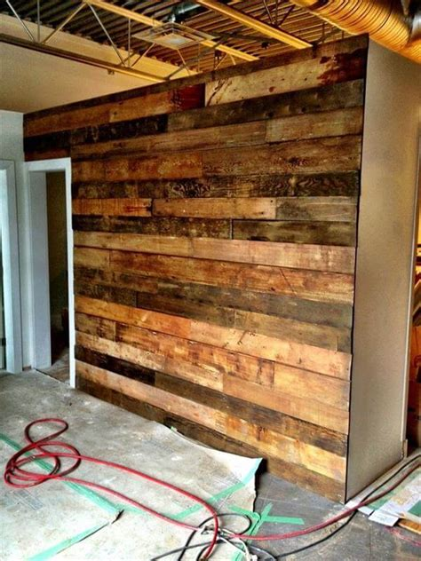 wood wall ideas 16 diy wood pallet wall ideas pallet furniture diy