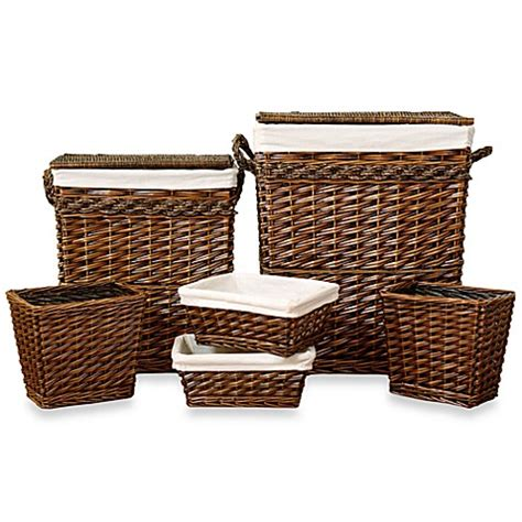 bed bath and beyond laundry her interior stylish wicker laundry her storage space
