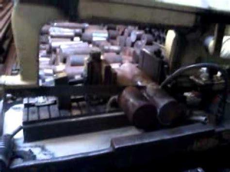 Mesin Gergaji Belah Dan Potong mesin potong besi
