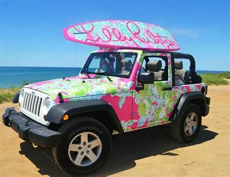 Pulitzer Jeep Lilly Jeep Want This So Bad Lilly