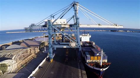 what is a port commercial operator needed for limassol port